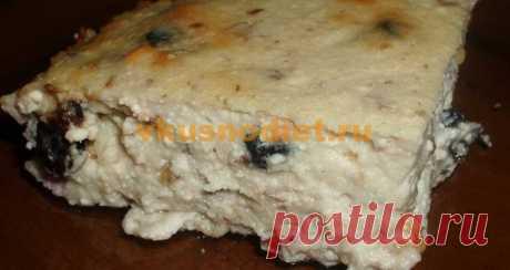 Творожная запеканка в духовке Творожная запеканка в духовке - диетический рецепт без наполнителей и разрыхлителей. Рекоментован для диетического и здорового питания.