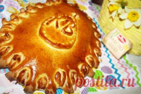 Кулебяка пасхальная пошаговый рецепт с фотографиями