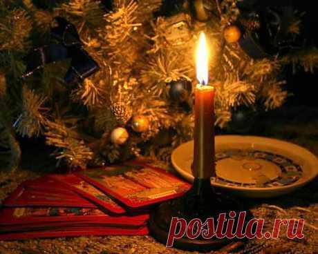 6 лучших святочных гаданий - рождественские гадания - гадание с зеркалом - гадание на блюдце - когда святки | ProГорода