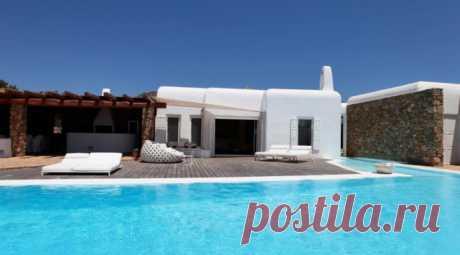 House in Mykonos by BC Estudio Architects | Средиземноморская архитектура в Испании, Греции, Марокко, Египте / Mediterranean architecture and design