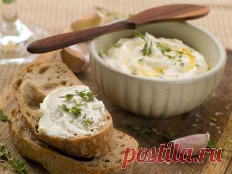 Творожный соус. 3 рецепта монастырской кухни