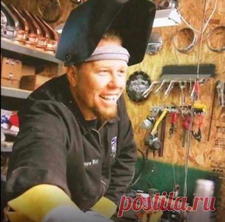 Сварщик - Гитарист - Металлист (смешное видео)