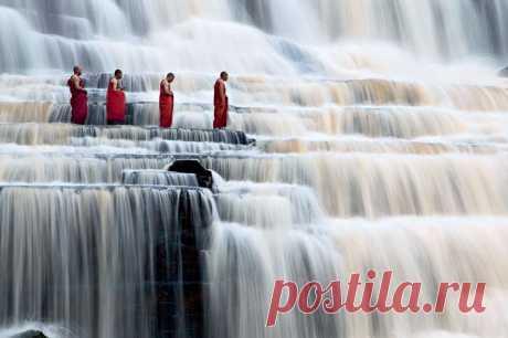 7 самых живописных водопадов мира | ТАЙНЫ ВСЕЛЕННОЙ