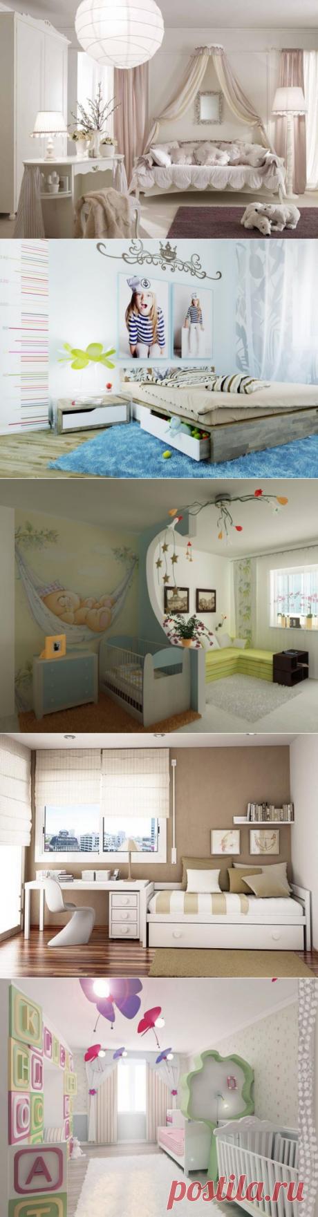 Сказка в комнате малыша — лучший подарок для ребенка