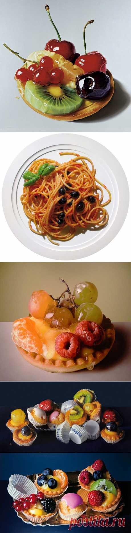 Реалистичные вкусности Лиуджи Бенедиченти