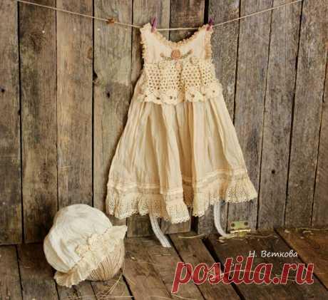 Мастер-класс: состариваем одежду для кукол | all Dolls