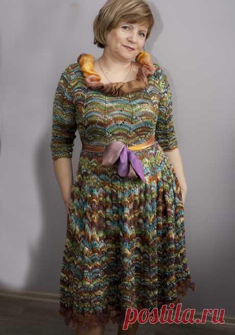 """Творческий дневник студии """"Трискеле"""": Платье Precious Dress - подводим итоги тестирования!"""