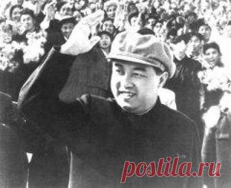 Сегодня 08 июля в 1994 году умер(ла) Ким Ир Сен-КНДР-КОРЕЯ