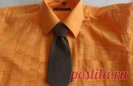 Как сшить галстук?