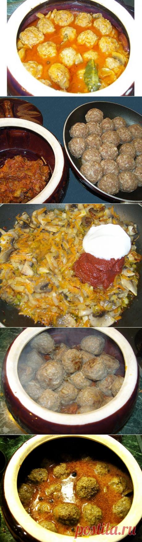 Как приготовить фрикадельки по-русски - рецепт, ингридиенты и фотографии