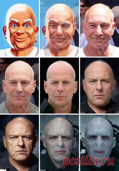 """В интернете делятся фотографиями формата """"до и после"""". Вот только что-то здесь не так"""