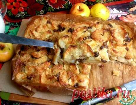 Итальянский яблочный пирог – кулинарный рецепт
