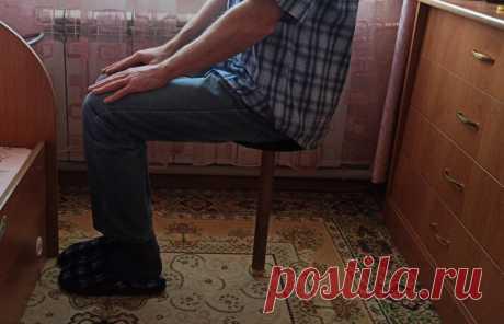 Самоделка из черенка, которая избавит вас от боли в спине, я даже грыжу вылечил. | Мастерская Палыча | Яндекс Дзен