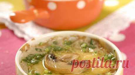Жюльен из грибов. Пошаговый рецепт с фото на Gastronom.ru