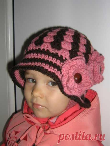 Итак, начинаем! вяжем шапочку он-лайн - Рукоделие - Babyblog.ru - вязанные шапки