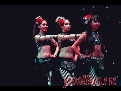 Tribal PRO. Teens by Lena Kim (Almaty) - TRIBAL-KZ VI Gala Show