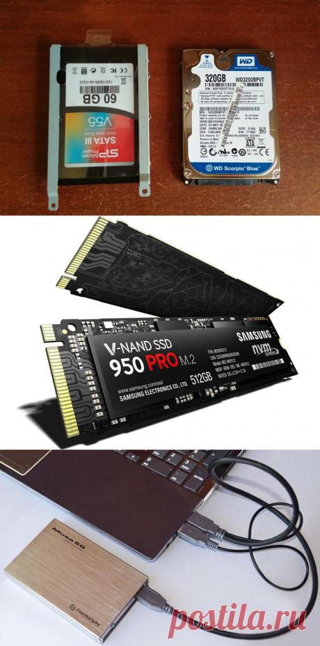 Как выбрать SSD накопитель для ноутбука: Основные правила.
