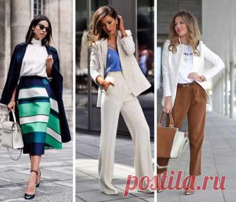 Деловой стиль одежды и офисная мода. Самые красивые образы в беспроигрышном исполнении – В РИТМЕ ЖИЗНИ
