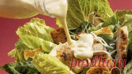 Срочно замените майонез на эти соусы! Главное в салате — это… СОУС! — Мир Растений
