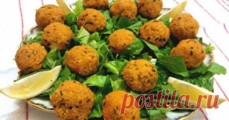 Фрикадельки на вкус как мясные по рецепту армянской хозяйки
