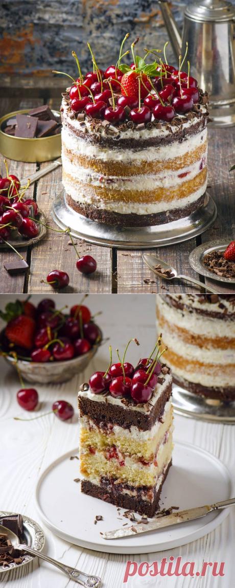 Торт «Компанейский» | HomeBaked