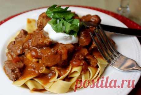 Как приготовить макароны с мясом в мультиварке: рецепт с фото