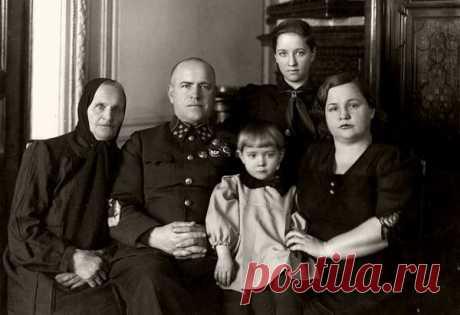Как сложилась личная жизнь маршала СССР Георгия Жукова | Вехи Истории | Яндекс Дзен