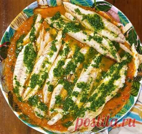 Скумбрия в маринаде - три рецепта в средиземноморском стиле | Поделки, рукоделки, рецепты | Яндекс Дзен