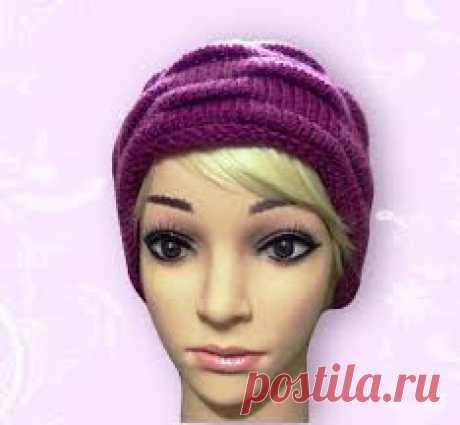 вязание зимних шапок спицами схемы и описание зима 2014 - Поиск в Google