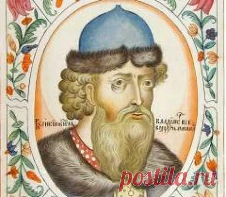 Сегодня 19 мая в 1125 году умер(ла) Владимир Мономах-КИЕВ