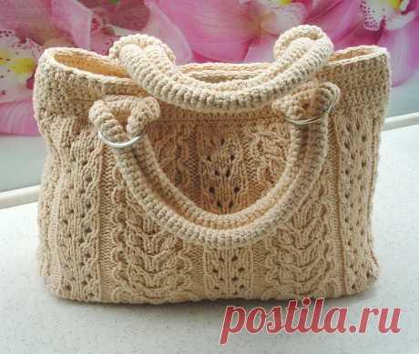 сумка вязаная,вязаная сумка,ручная работа,вязание на заказ