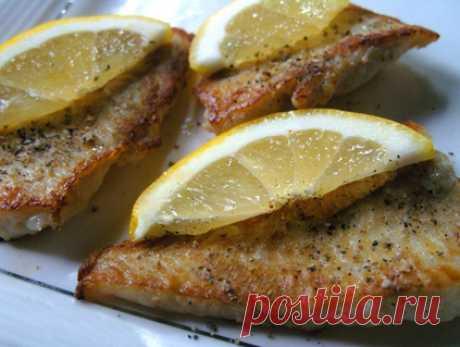 Рыба в аэрогриле — Рецепты для аэрогриля