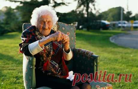 Сколько прожил самый старый человек в мире: ТОП-5 долгожителей | Журнал - Miaset | Яндекс Дзен