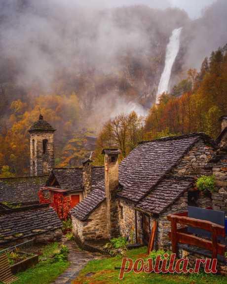Фороглио, Тичино, Швейцария