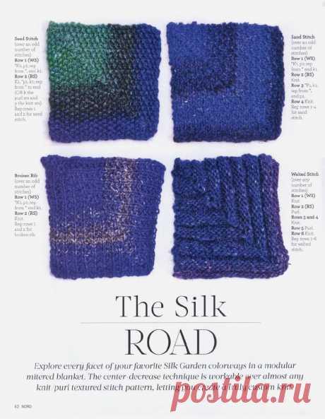 Noro Knitting Magazine Fall/Winter 2015.