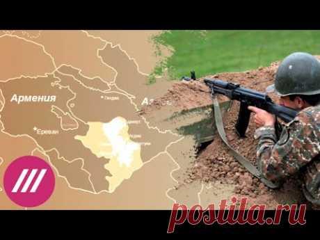 Война в Карабахе. Как решить конфликт и остановить бои? В эфире депутаты от Армении и Азербайджана