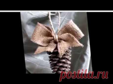 Los artículos de Año Nuevo de la arpillera