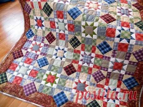 ЛОСКУТНОЕ ОДЕЯЛО КАК СЕМЕЙНЫЙ ОБЕРЕГ.   Одеяло - один самых древних предметов домашнего обихода. Оно защищает не только от холода, но и от всяких напастей. Особенно если это одеяло, сшитое из лоскутков.    Лоскутки для оберега: Это в наши…