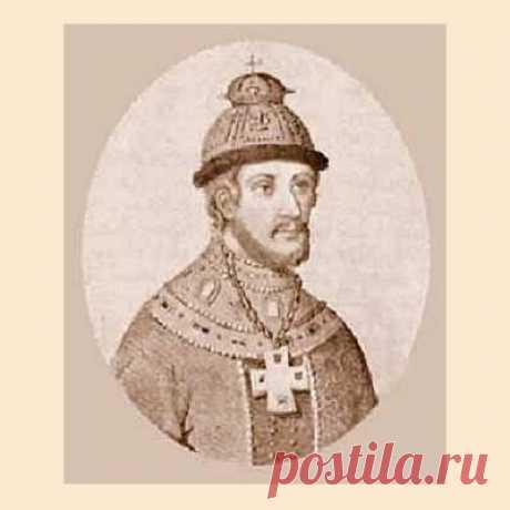 Первый русский царь в истории Руси