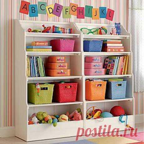 Как упорядочить хранение игрушек - Бизнес-мама онлайн