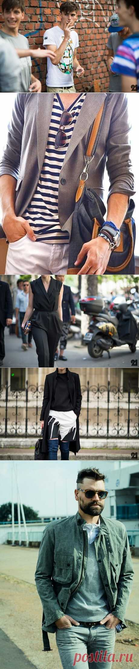 Interesting examples of Street Style (traffic) \/ Street Style \/ Second Street