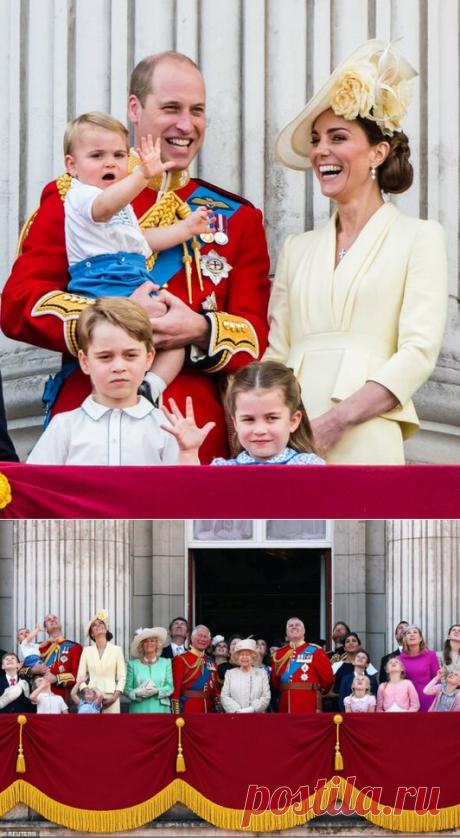 Балкон Букингемского дворца всех расставил по местам | The Crown | Яндекс Дзен