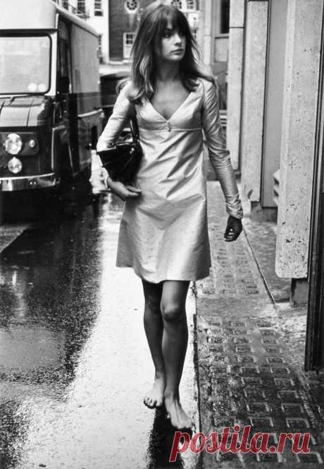 Джин Шримптон, 1964.