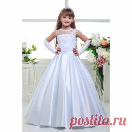 Купить детское платье D823 | интернет магазин Victori.kh.ua