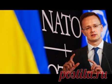 Киев в шоке: Венгрия заблокировала Укpаинe доступ на саммит НAТ0...