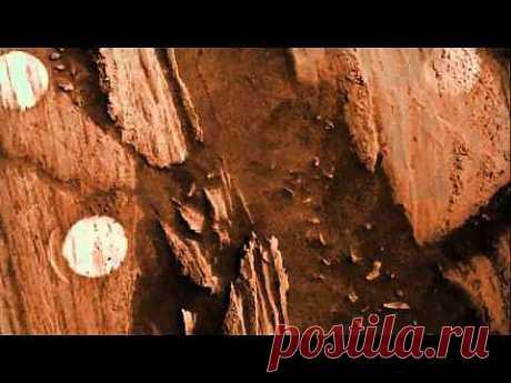 Шокирующие аномалии на Марсе... - YouTube