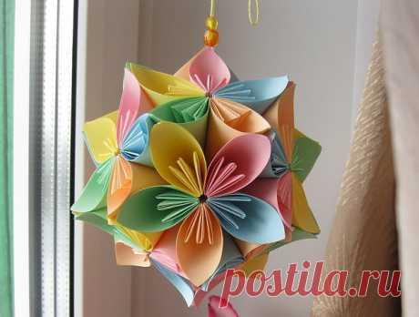 Создаем цветы для шаров счастья❤ ❤ ❤ ❤ | OK.RU