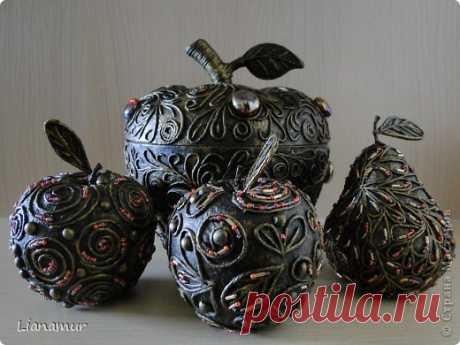 Яблоки бывают разные.... и груши | Страна Мастеров