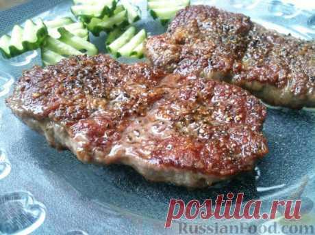 Los platos de la carne de vaca