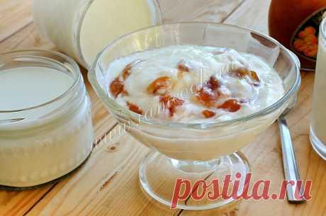 Йогурт в мультиварке, рецепт с фото. Как сделать йогурт в мультиварке - Редмонд, Поларис, Филипс, Панасоник.